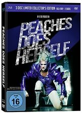 Peaches Does Herself (ltd Collectors Edition) 1x Blu-ray + 2x DVD NEU + OVP!