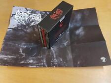 Leviathan - The Moribund Years [5CD Box Set] [NEW & SEALED] Black Metal, DSBM