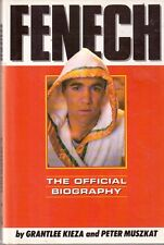 TWO great Boxing Biographies - FENECH & BRIGGS - both signed!
