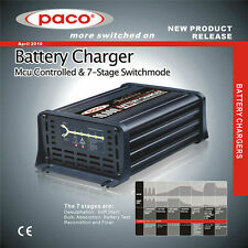 12V 20A Connect and Forget Leisure Battery Charger | Caravan | Motorhome | Boat