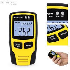 TROTEC BL30 Klima-Datenlogger, Hygrometer, Klimamessgerät, Temperaturmessgerät