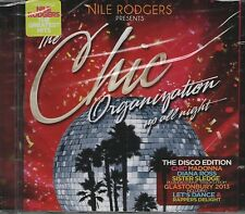 NILE ROGERS - THE CHIC ORGANISATION - DISCO EDITION   *NEW & SEALED CD ALBUM*
