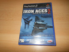 Iron Aces 2: Birds of Prey (Sony PlayStation 2, new sealed