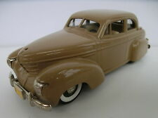 BROOKLIN # 1038 Graham Paige Sharknose Sedan Coupé 1939, M 1:43