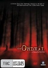 THE ORDEAL FRENCH (ENG SUBTITLE) HORROR/THRILLER NEW/SEALED DVD MADMAN