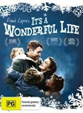 ITS A WONDERFUL LIFE James Stewart Donna Reed NEW DVD