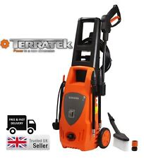 135 BAR 1850W Jet Power High Pressure Washer Car Patio Cleaner Terratek