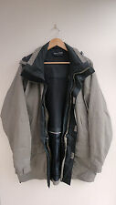 """Neutral REGATTA Zipped Jacket Conealed Hood WaterproofBreathable Size L 50""""Chest"""