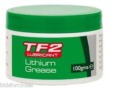 WELDTITE TF2 ALL PURPOSE LITHIUM GREASE 100g BICYCLE CYCLE BIKE