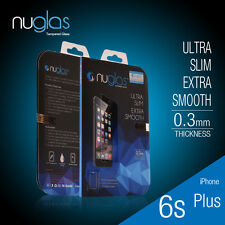 """Genuine Nuglas Tempered Glass Screen Protector for Apple iPhone 6s Plus 5.5"""""""