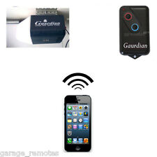 Iphone Remote Control Your Guardian 21230 21230L 2211-L  Garage Door Opener