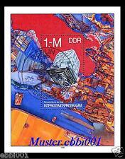 DDR Mi.Nr. 2313 - Block 52 Interkosmosprogramm 1978 Gestempelt