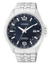 Citizen Herrenuhr CB0010-88L Funkuhr ECO-DRIVE
