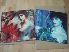 2 LPs - ENYA - Shepherd Moons 1991+ Watermark 1988 + Maxi!