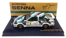Minichamps Ford Sierra RS Cosworth Rally Test 1986 - Ayrton Senna 1/43 Scale