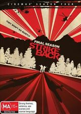 Strike Back : Cinemax  Final Season 4 - (DVD, 2016, 3-Disc Set) FACTORY SEALED