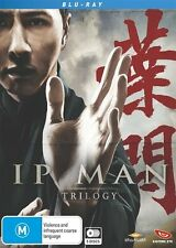 IP MAN - TRILOGY - LIMITED EDITION (5 BLU-RAY DISC SET) BRAND NEW!!! SEALED!!!