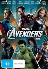 The Avengers DVD Marvel NEW & SEALED