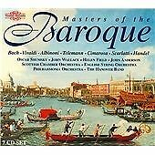 Various Composers : Masters of the Baroque CD (2003)