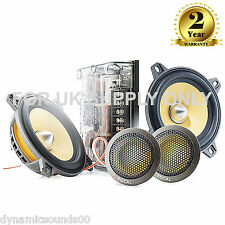 """Focal 100KRS 10cm 4"""" 2-Way Component Car Audio Speakers Kit 100 Watts"""