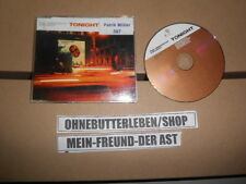 CD Pop The Underdog Project - Tonight (5 Song) Promo KONTOR