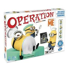 OPERATION DESPICABLE ME MINION MADE