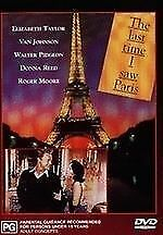 The Last Time I Saw Paris (DVD, 2002)  BRAND NEW ... R 4