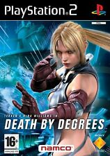 Death by Degrees (PS2) - Game  HKVG