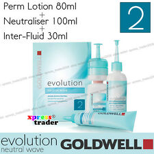 """Goldwell Evolution Perm Neutral Wave Lotion """"Type 2"""" For color-treated hair"""