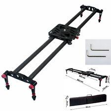 """80cm/32"""" Carbon Fiber Track Slider Camera Rail System DSLR Stabilizer AU Stock"""