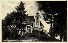 Wallfahrtskirche Heiligenstein bei Weyer Oberösterreich alte Ansichtskarte ~1930