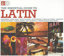 [NEW] 3CD: THE ESSENTIAL GUIDE TO LATIN