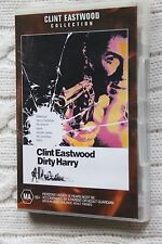 Dirty Harry (DVD), Starring: Clint Eastwood, R-4, Like new, free shipping
