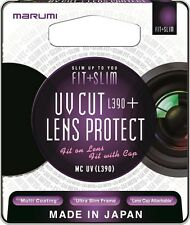 Marumi 77mm Fit plus Slim MC UV L390 Filter, London