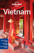 Vietnam Lonely Planet Travel Guide Book 2016