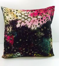 Designers Guild Palasini Damson  Cushion Cover - Stunning Heavy Linen Fabric