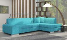 Ecksofa Fabian mit Bettfunktion Eckcouch Sofa Couch Schlaffunktion Polster 01530