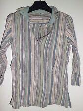 bunte Bluse mit 3/4 Arm Größe 38
