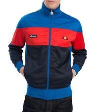 Ellesse Men's Track Top - Caprione - Red / Blue / Navy - Large - RRP £65 - SALE