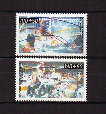Berlin 1990 postfrisch Nr. 864 - 865 Sport ** Basketball Wasserball