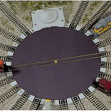 Atlas 2790 -  Manually Operated Turntable -  Ready Assembled N Gauge - T48 Post