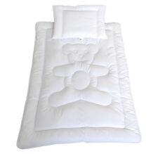 Babyset Bärchen Bettdecken Baby Kinder Set Steppbett+Kissen 100x135/40x60cm