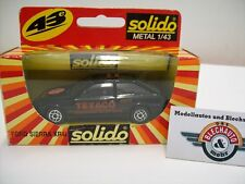 "Ford Sierra XR4i ""TEXACO"" 1985, Solido (Made in France) 1:43"