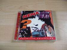 CD Nena - Definitive Collection - 1996 - 18 Songs