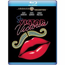 VICTOR / VICTORIA (J Andrews) -  BLU RAY - Sealed Region free for UK