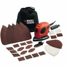 BLACK+DECKER KA161BC Mouse Detail Sander Accessories *FREE EXPRESS DELIVERY*