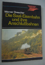 Jena-Die Saal Eisenbahn und ihre Anschlussbahnen/1.Auflage 1987