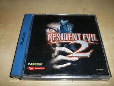 Dreamcast - Resident Evil 2