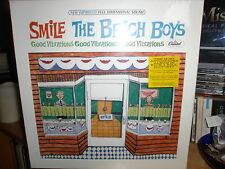 Smile Sessions The Beach Boys (2011) - Box-Set - 5 CD-2 LP-2 Singles - Capitol