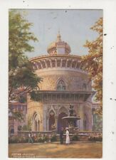 Cintra Portugal Palacio De Monserrate Royal Mail Steam Packet Co Postcard 952a
